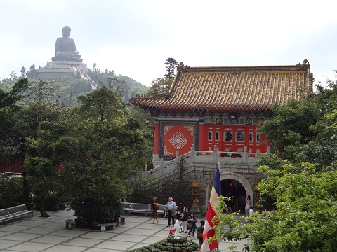 Po Lin Monastery and Tian Tan Buddha