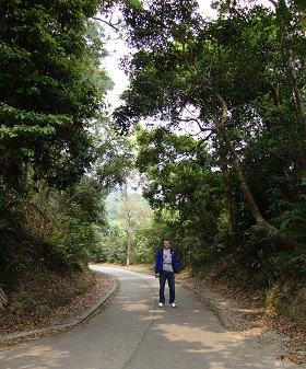 Tai Tam Hiking Trail