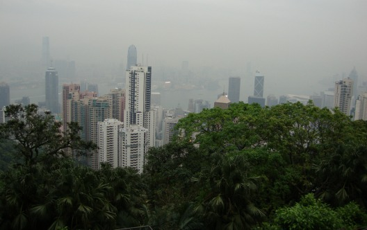 Hong Kong Spring Weather